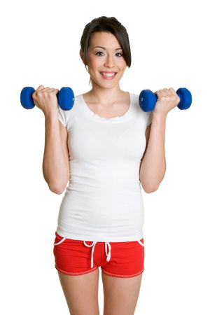 Lifting Weights Stock Photo - 2912482