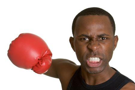 Punching Man photo