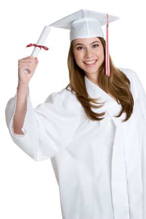 Smiling Graduate Stock Photo - 2980997