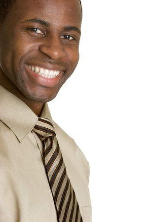 Smiling Businessman Stock Photo - 3052255