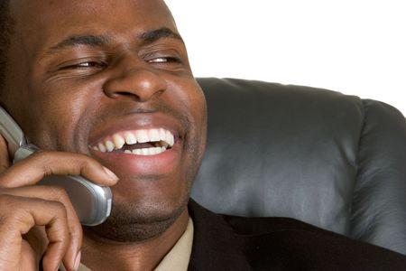 Laughing Man photo