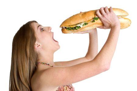 adult sandwich: Big Bite
