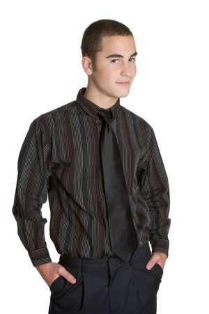 Young Businessman Stock Photo - 3014976