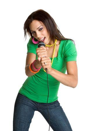 Dancing Music Girl