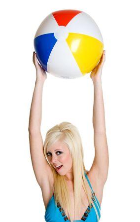 Playful Summer Girl photo