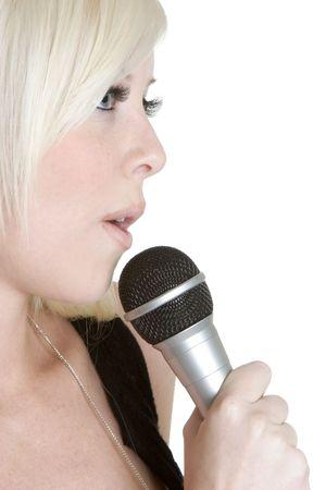 Female Singer photo