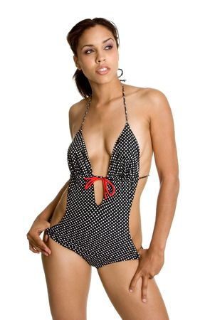 Swimsuit Woman photo