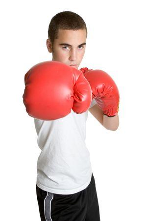 Boxing Boy
