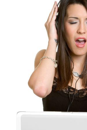 Music Woman photo