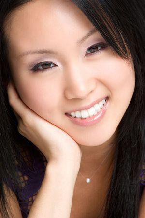 Asian Woman Stock Photo - 3199956