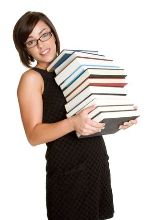 Pretty Librarian Stock Photo - 3208507