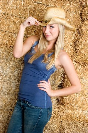 Country Teen Stock Photo - 3307626
