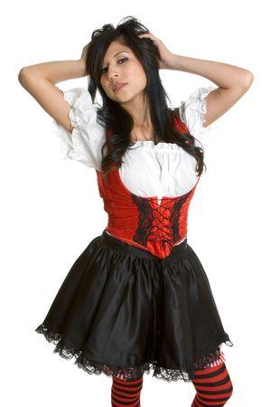 Hispanic Pirate Stock Photo - 3208524