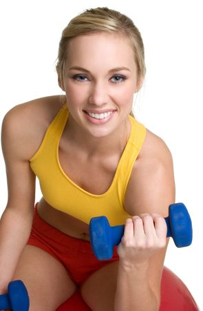 Working Out Stock Photo - 3208525