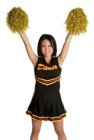Cheerleader Stock Photo - 3236732