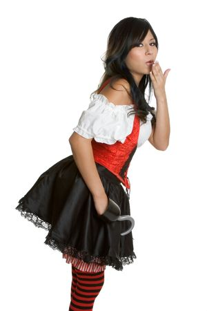 Surprised Pirate photo