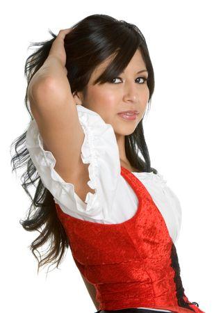 Hispanic Pirate Stock Photo - 3279069