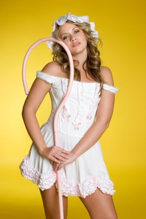 Little Bo Peep Stock Photo - 3348600