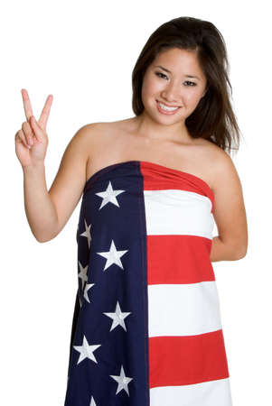 American Peace Stock Photo - 3320501