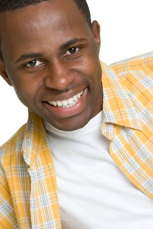 Smiling Young Man photo