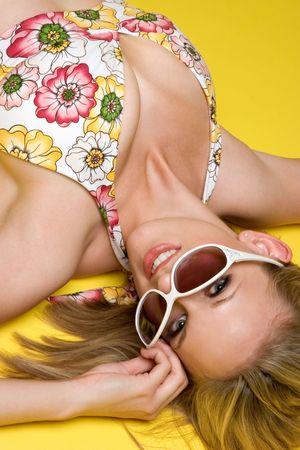 Summer Woman Stock Photo - 3430705