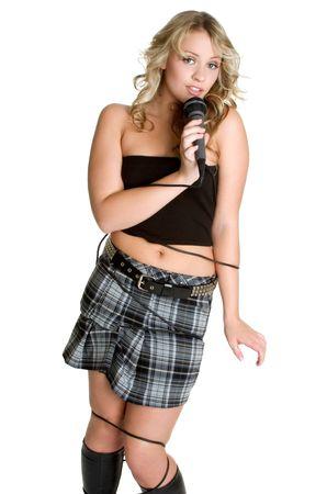 rockstars: Singing Teenager