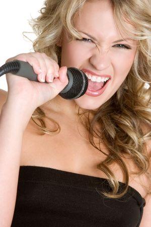 rockstars: Woman Singing