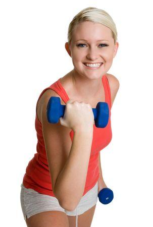 Fitness Girl Stock Photo - 3433795