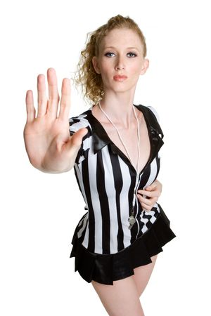 Beautiful Referee photo