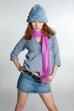 sciarpe: Teen moda