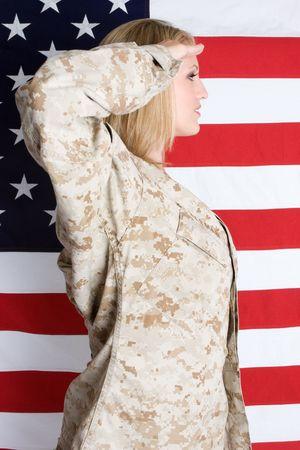 estrellas  de militares: Militar Salute
