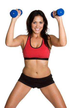 Exercise Girl Stock Photo - 3462881