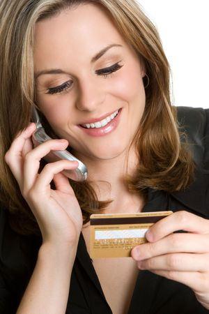 Credit Card Shopping Stock Photo - 3555907
