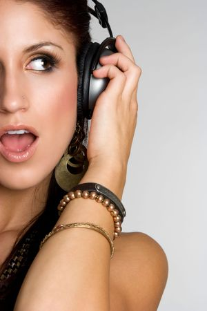 Music Listening Teenager Stock Photo - 3641381