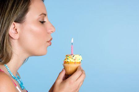 생일 소원 스톡 콘텐츠