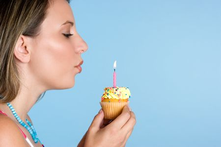 Birthday Wish Stock Photo - 3641321