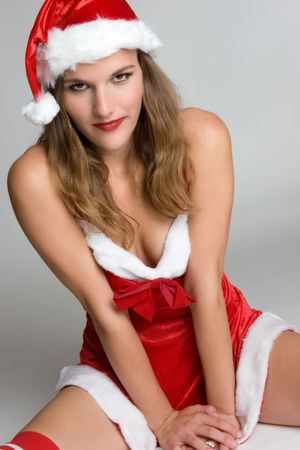 mrs  santa: Santas Helper