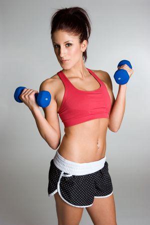 Fitness Woman Stock Photo - 3653067