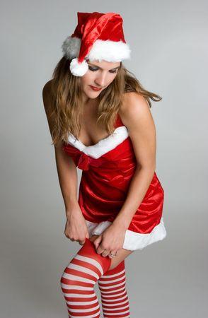Christmas Girl photo
