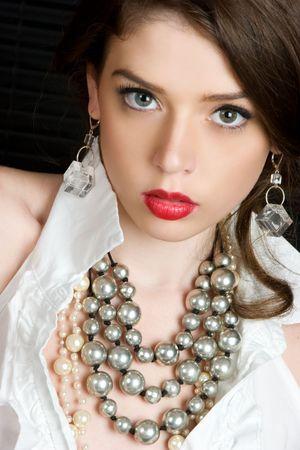 Pretty Woman Stock fotó - 3701710