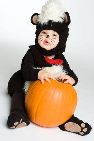 fancy dress costume: Cute Skunk