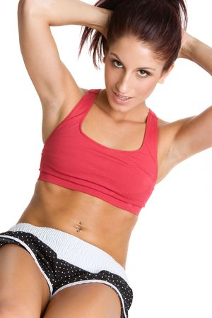 Healthy Woman Stock Photo - 3717564