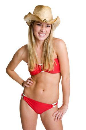teen girl bikini: Pretty Cowgirl