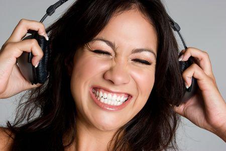 Music Listening Teen Stock Photo - 3830047