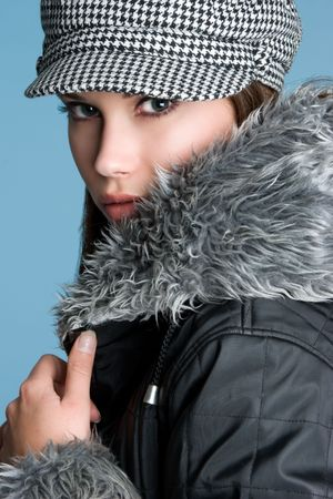Fashion Teen Stock Photo - 3817556