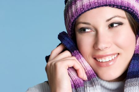 beanies: C�lido invierno mujer LANG_EVOIMAGES