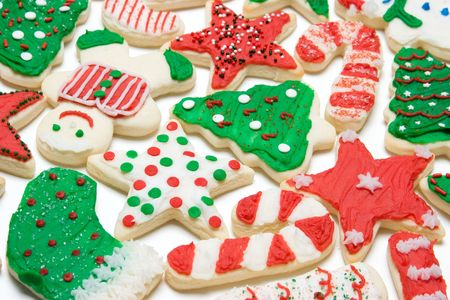 Christmas Cookies Stock Photo - 3963207