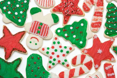 frosting: Christmas Cookies