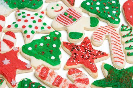 Christmas Cookies Stock Photo - 3963203