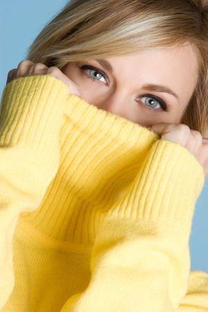 turtleneck: Winter Sweater Woman